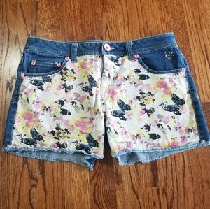 Butterfly shorts!
